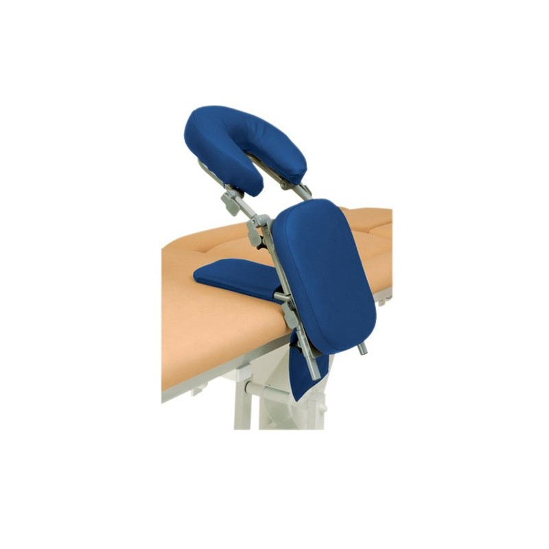 Soporte para masaje cervical y pectoral